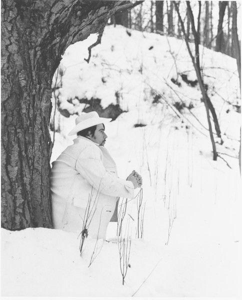 Bílý žebrák – cyklus | fotografie | 97 x 78 cm | 1993 | Obr.: 3/4