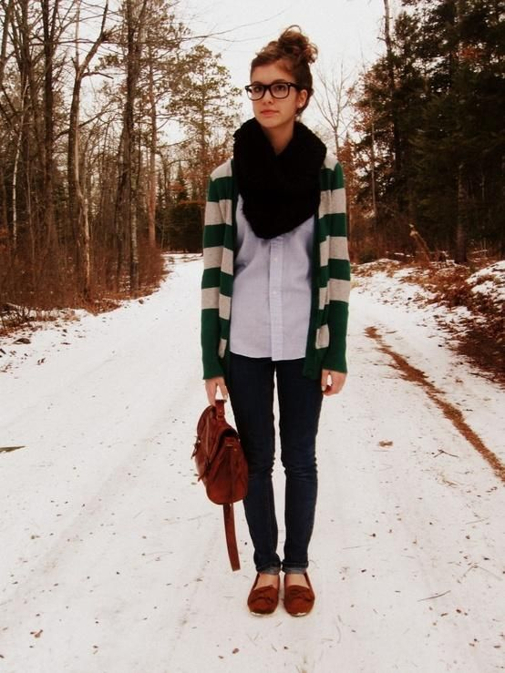 My Fall Style...just give me Uggs and I'm set!