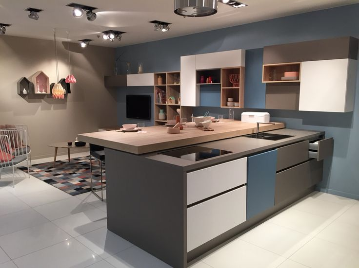 Cuisine mobalpa mod le luna collection cuisines 2015 for Modele de cuisine design