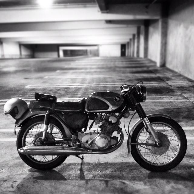 1966 honda cb77. cafe racer | bikes | pinterest | honda and cafes