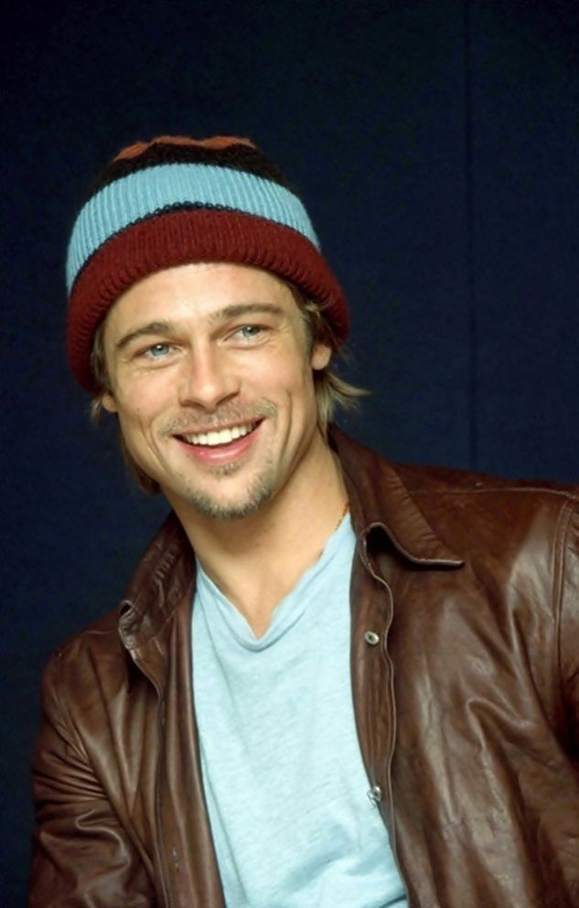 Brad Pitt - yeah he was good on friends but he will always be the arsehole who cheated on his wife