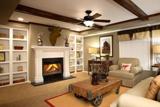 Best 25 double wide home ideas on pinterest double wide - Double wide mobile home interior ...