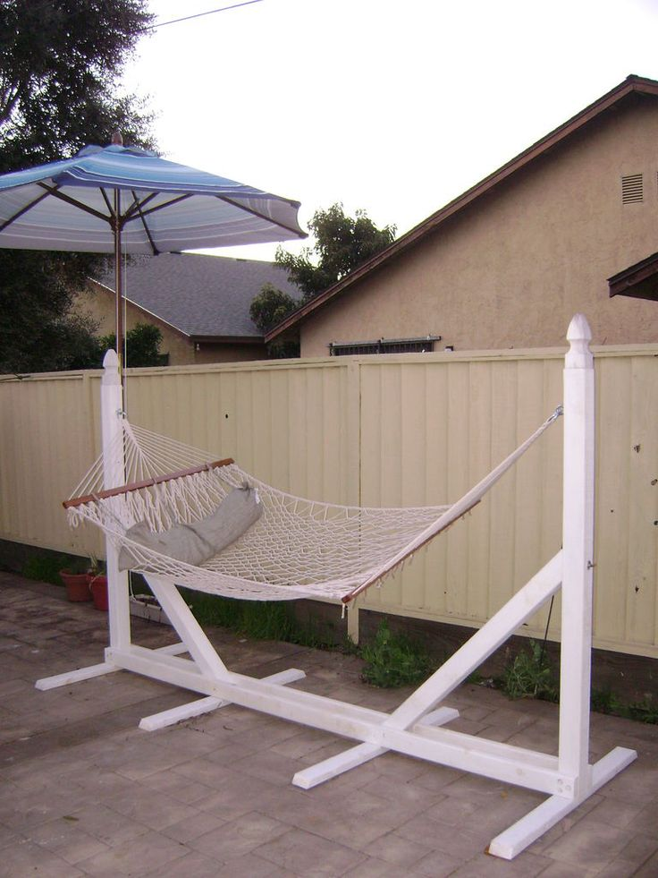 Diy hammock stand diy hammock hammock stand hammock