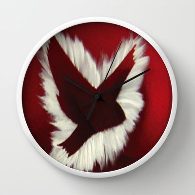 ThePeaceBombs - RedLight Wall Clock by ThePeaceBombers - $30.00ThePeaceBombs - Good day for Peace Wall Clock by ThePeaceBombers - $30.00 #peace #decor #clock #home #trendy #thepeacebomb#shopping