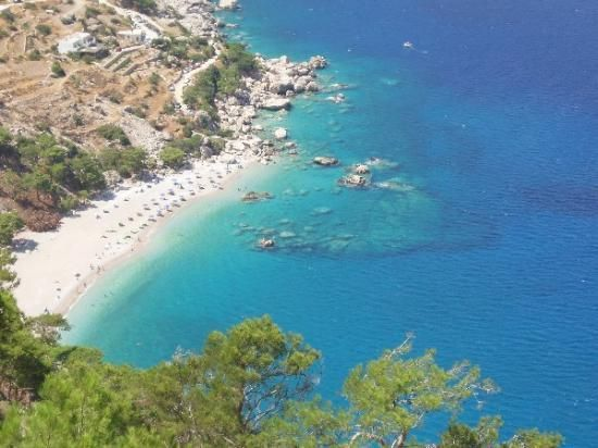 Karpathos, Greece - want to go diving here