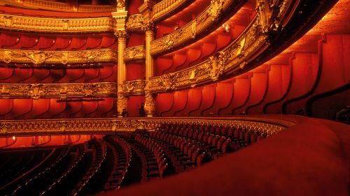 Opera Garnier Tour