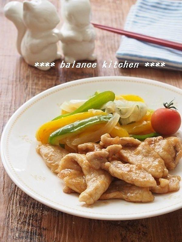 子どもと作る。豚肉と野菜のさっぱり照り焼き by 河埜 玲子   レシピ ...