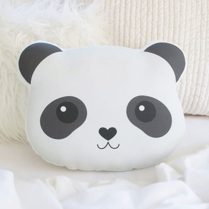 Cute Animal Shaped Pillows : I ve got a soft spot for animal shaped pillows, so my heart jumped a little when I stumbled upon ...