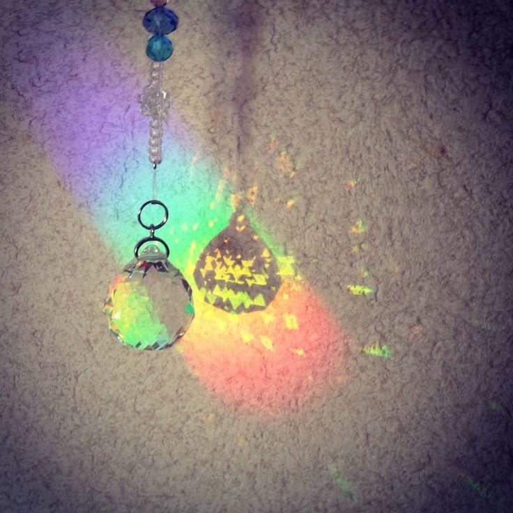 サンキャッチャー suncatcher rainbow