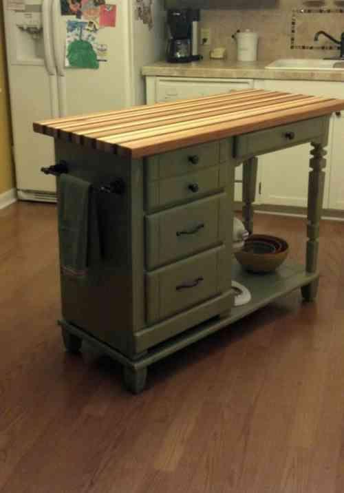 fabriquer un lot de cuisine 35 id es de design cr atives. Black Bedroom Furniture Sets. Home Design Ideas