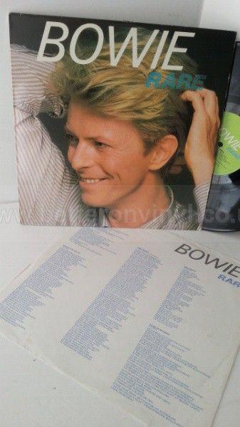 DAVID BOWIE rare, PL 45406 - ROCK, PSYCH, PROG, POP, SHOE GAZING, BEAT