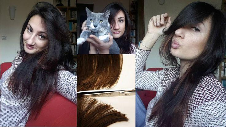 tutorial capelli: TAGLIARE I PROPRI CAPELLI DA SOLI IN MODO FACILE E VELOCE