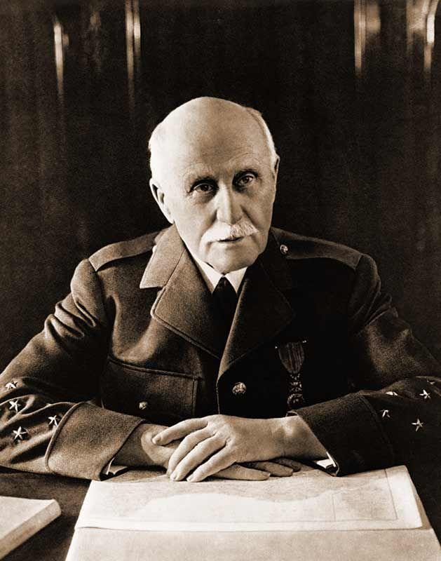 maréchal Philippe Pétain