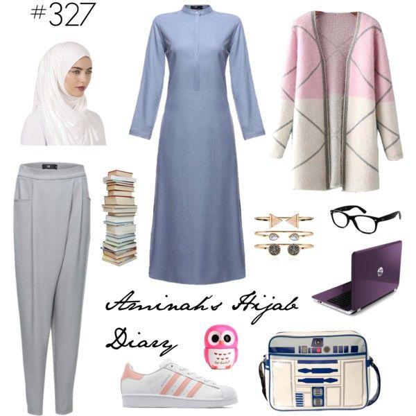 Aminah´s Hijab Diary #hijab #hijabfashion #modest #fashion #style #look #inspo #outfit #ootd #germany #muslimah