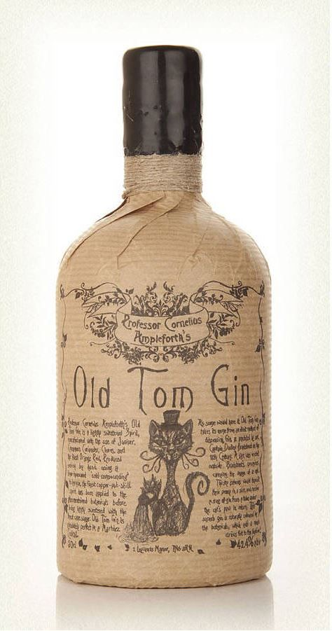Professor Cornelius Ampleforth's Old Tom Gin - A Victorian-inspired gin for any occasion.