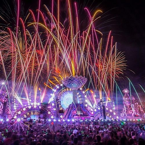The EDC Las Vegas lineup is set to be revealed through a massive mix, on Night Owl Radio!