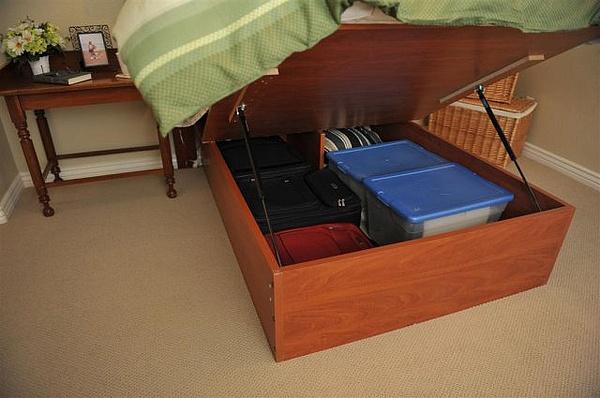 25 Best Lift Bed Images On Pinterest 3 4 Beds Fold Up
