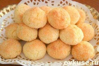 Вкуснейшие печенья, которое готовится за 15 минут