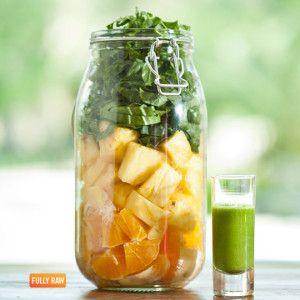 sunde smoothie opskrifter