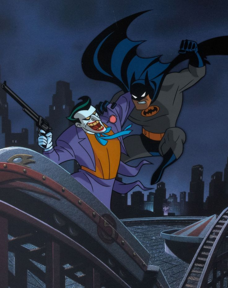 batman the animated series christmas with the joker review