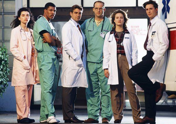 The 10 Best Medical TV Shows You Shouldn't Miss #nursebuff #medicaltvshows #er