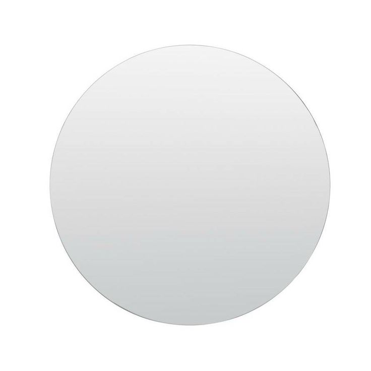 Walls of House Doctor is a beautiful, classic mirror with a pretty, round shape. Hang the mirror in the hallway or in the bathroom. You can also use it as a dec