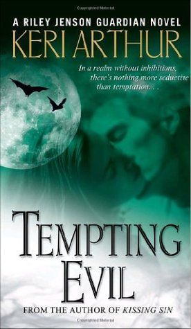 Book Lover's Cozy Cafe: Tempting Evil (Riley Jensen Gaurdian #3) By: Kerri...