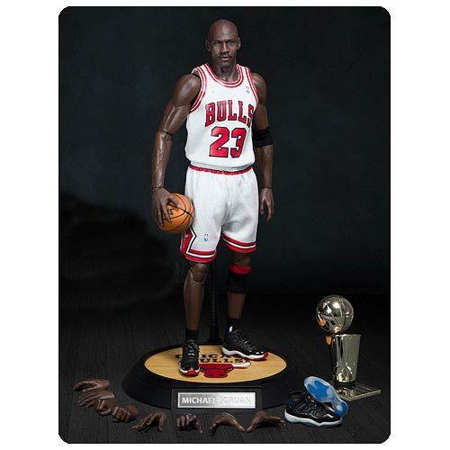 Enterbay Michael Jordan Masterpiece Figure #MJ #Jordan #DealGeek