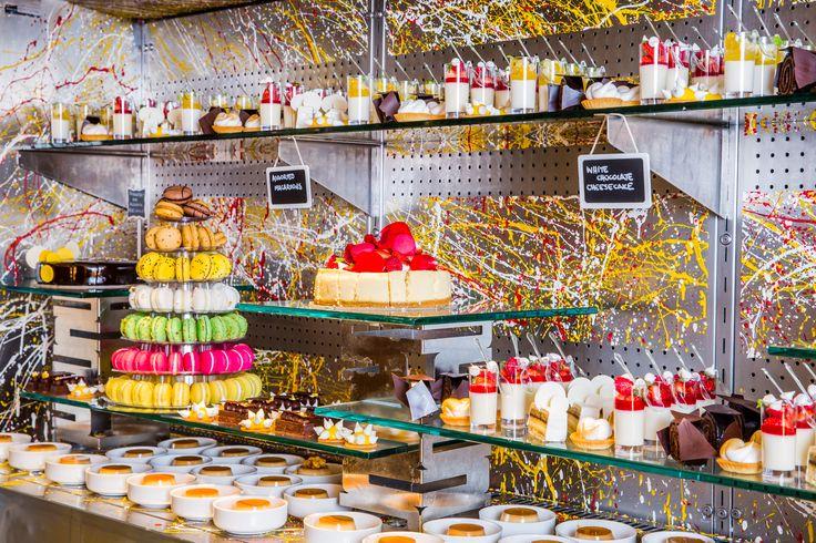 Dessert Buffet at Cafe Mix