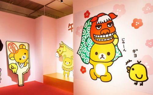 """日本の""""お正月""""にちなんで、そごう横浜店限定の新コーナーも。"""