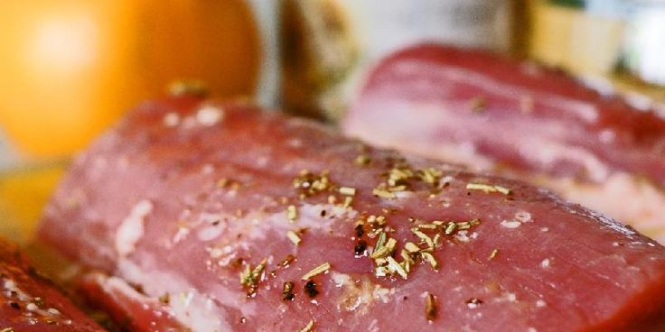 Clotildes svinefilet med appelsin og rosmarin - Dette er Clotilde Dusouliers nydelige oppskrfit på svin indrefilet.