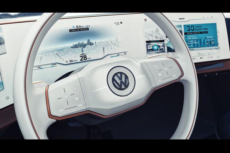 Volkswagen Budd-e пойдет в производство - http://amsrus.ru/2016/01/30/volkswagen-budd-e-pojdet-v-proizvodstvo/