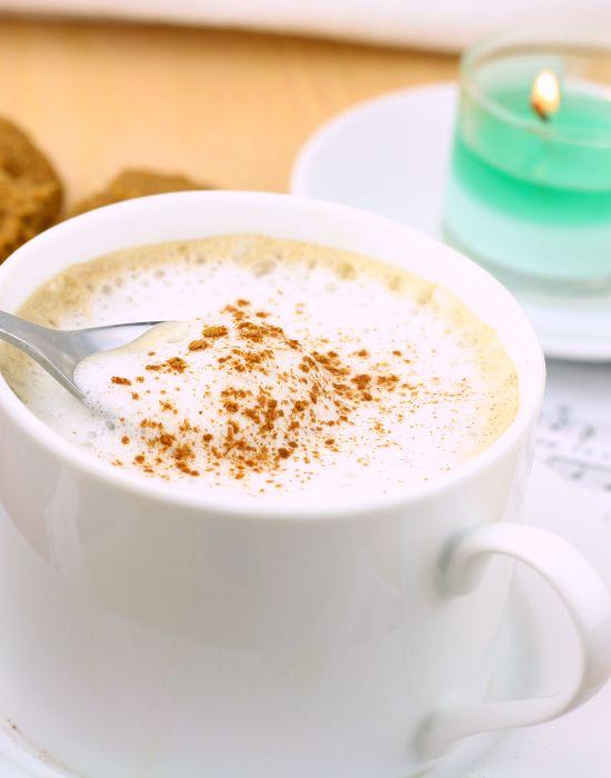 Gingerbread Latte. 50 calories. I'll never have Starbucks again.