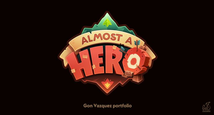 """Check out this @Behance project: """"UX/UI on Almost a Hero game"""" https://www.behance.net/gallery/51253089/UXUI-on-Almost-a-Hero-game"""