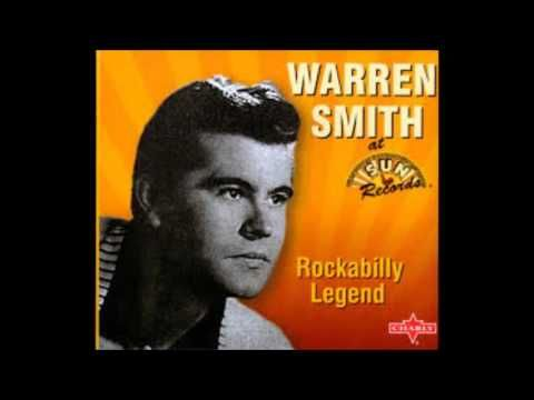 Warren Smith - Red Cadillac & A Black Moustache