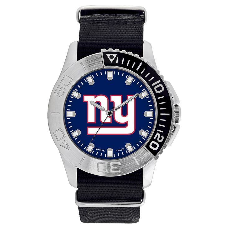 Men's Game Time NFL Starter Sports Watch - Black - San Diego Chargers, Los Angeles Chargers