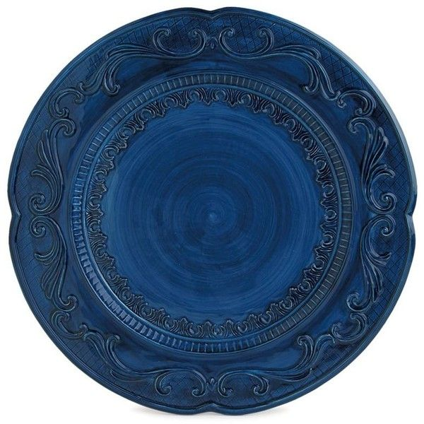 17 Best Ideas About Mediterranean Charger Plates On