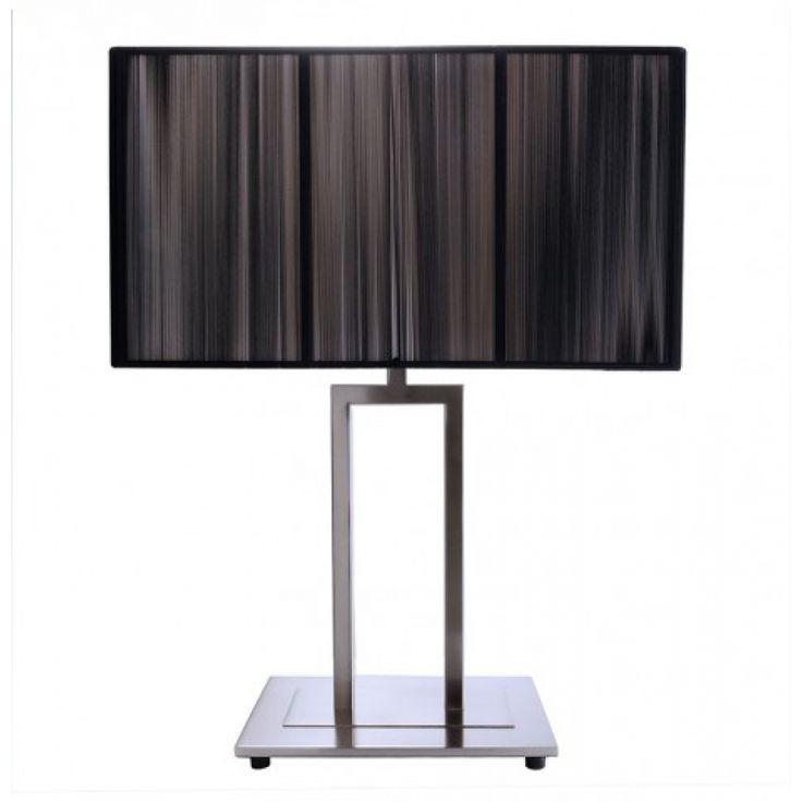 Exklusive Tischleuchte Ristra II Textil Textilleuchte Exklusiv Lampe