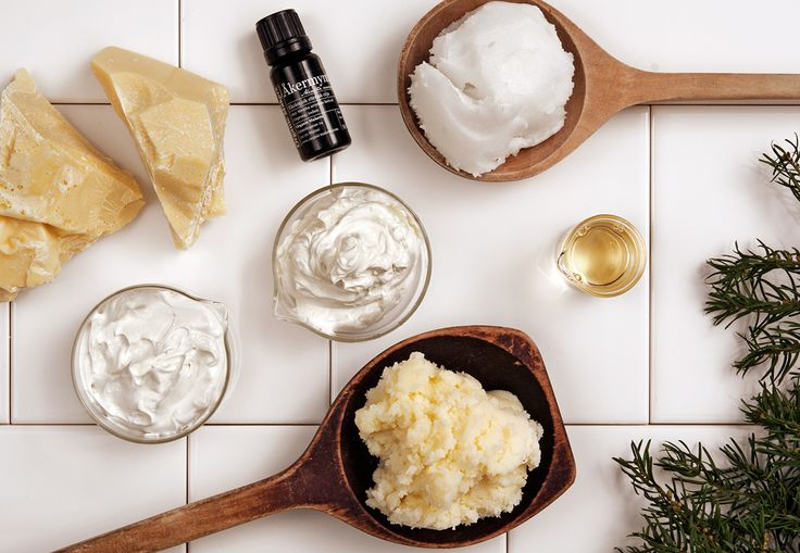 DIY Bodybutter med kakaosmör - Organic Makers