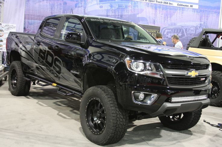 Chevy Colorado - SEMA 2014