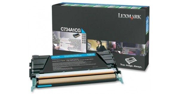 Cartus laser LEXMARK C734A1CGProdus: Cartus TonerCategorie: ORIGINALTehnologie: LaserProducator: LEXMARKCod produs: C734A1CGCuloare: CyanCapacitate: 6000 pagini (5% incarcare\draft)Pret: 600 lei cu TVACost\pagina: 0,10000 lei
