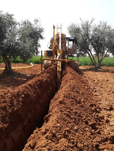 Hydroluis drainage pipe system anti roots and sediment innovative solution for land drainage working long life clear no maintenance cost all life of plastic life underground. subsurface drainage envelope material from Turkey.