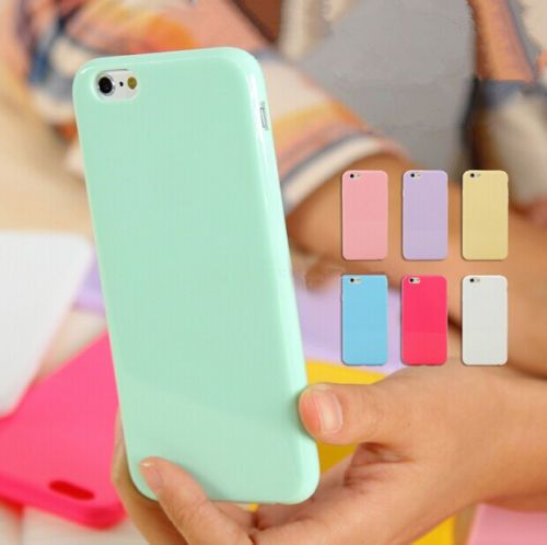 Choice of 15 classic candy colors that. 1 x soft silicone case cover. Soft shell design, easy to put on as well as to take it off your phone when necessary. Will looks amazing on your phone and it may be a perfect addition to your dress code. | eBay!