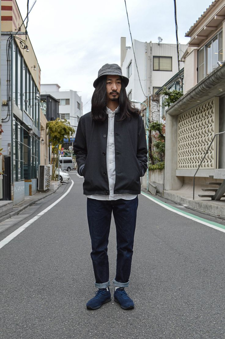 Universal Works X Norman Walsh City Runner Project - Tokyo