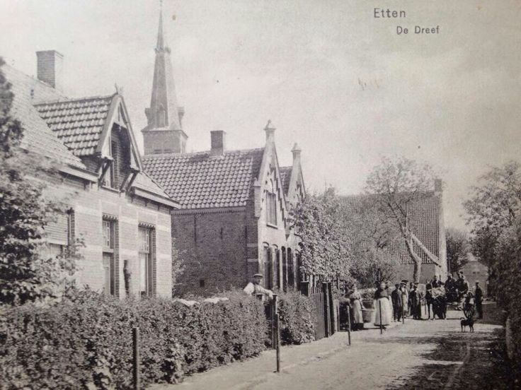 Etten De Dreef 1911