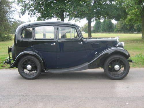 Morris 8 S1 Four Door Saloon.  (1936) on Car And Classic UK [C391330]
