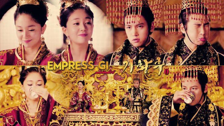 기황후 / Empress Gi [episode 8] #episodebanners #darksmurfsubs #kdrama #korean #drama #DSSgfxteam UNITED06