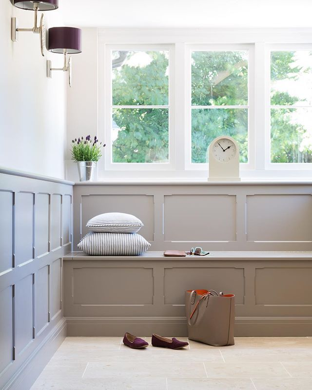 Grey Panelling Under Stairs: 820 Best Hallway Inspiration Images On Pinterest