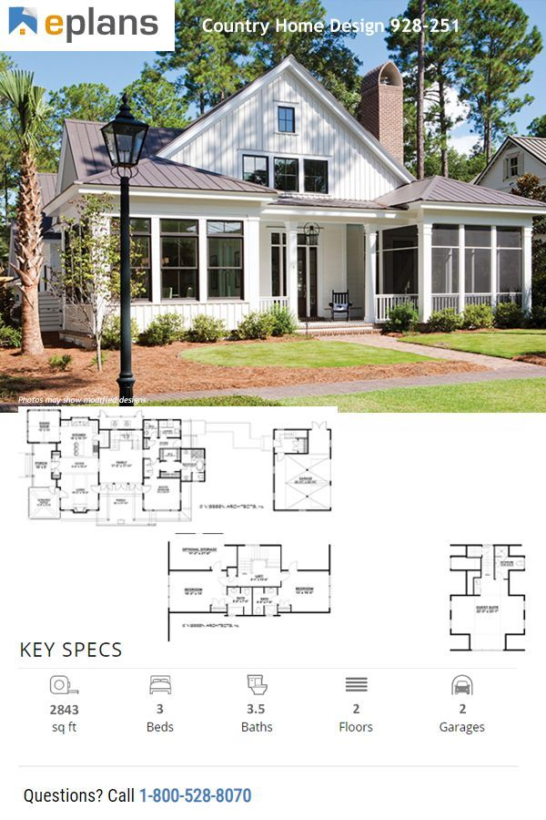 Cool Country Design Cool Country Design In 2020 New House Plans Country Style House Plans Country House Plans
