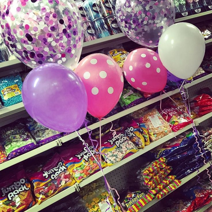 Weekends mean parties for @celebratingevents   Visit us for all your party needs! We have a whole new range of lollies in store perfect for candy buffets balloons party supplies & much more  Come see us at Rydalmere or Lidcombe- we are a one stop party shop. #balloons #confettiballoons #party #candybuffet #desserttable #lollies #bulklollies #sydney #onestoppartyshop #celebrating #events #party supplies #eventstyling #partyhire #eventssydney #pink #purple #white #sundayvibes